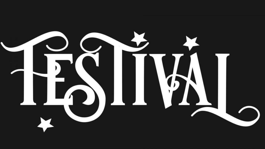 Festival Font - Raw