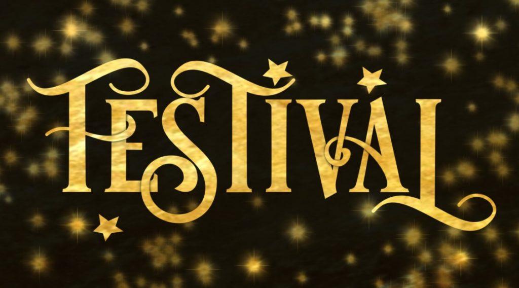 Festival Font - Stars