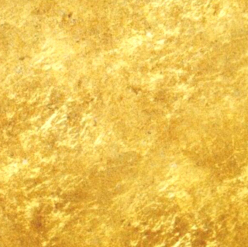 Gold foil textire