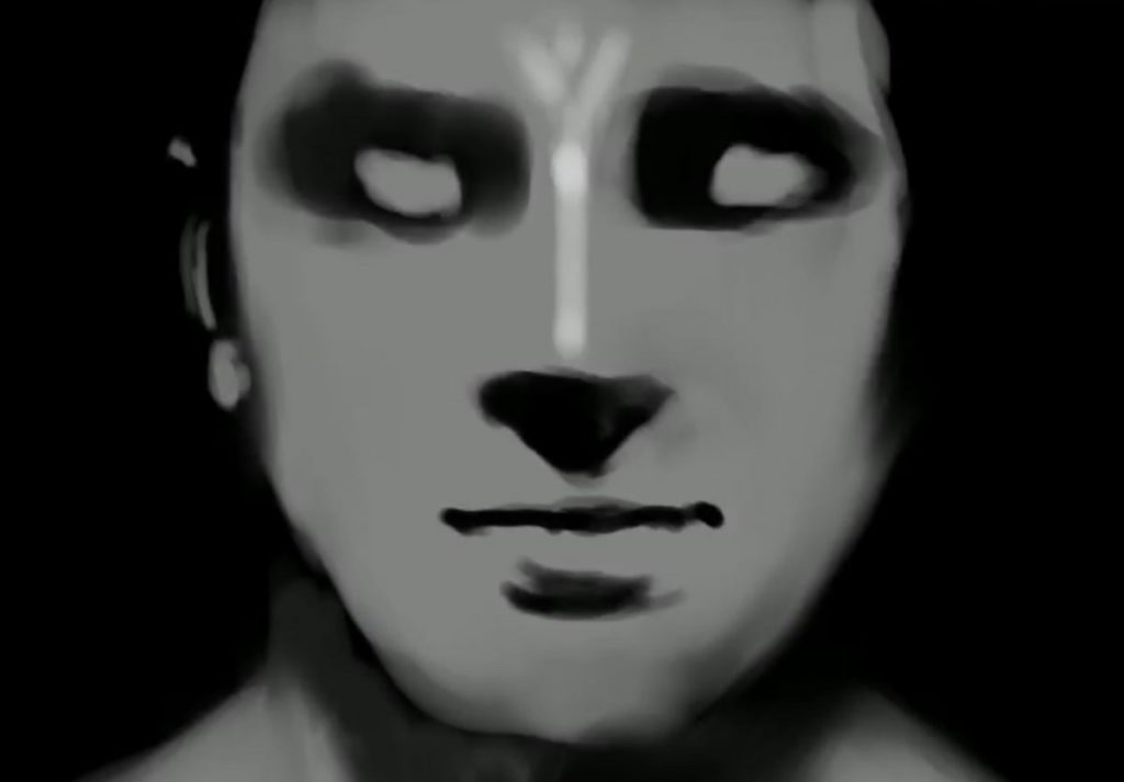 Painting Nathan Drake - Basic shapes