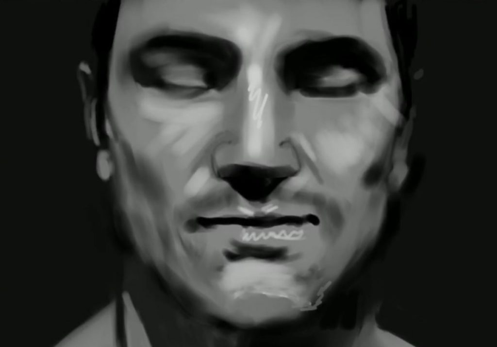 Painting Nathan Drake - Shadows, highlights