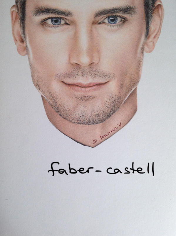 Smooth hyper-Realistic art done with Faber-Castell
