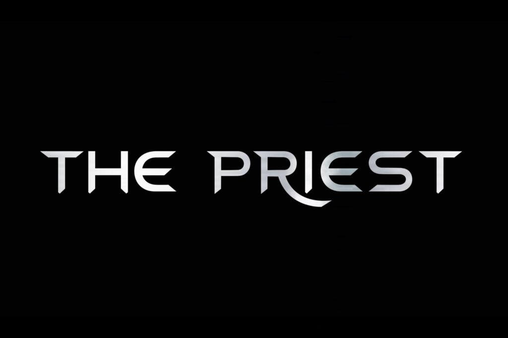 The Priest - fonts - portfolio - Ioanna Ladopoulou