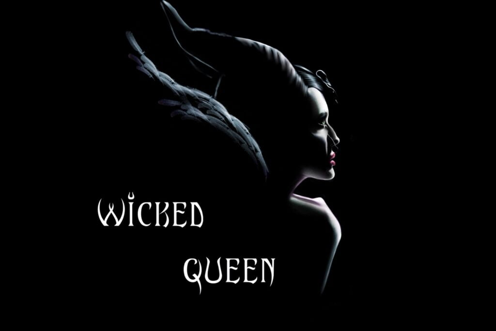 Wicked Queen - fonts - portfolio - Ioanna Ladopoulou