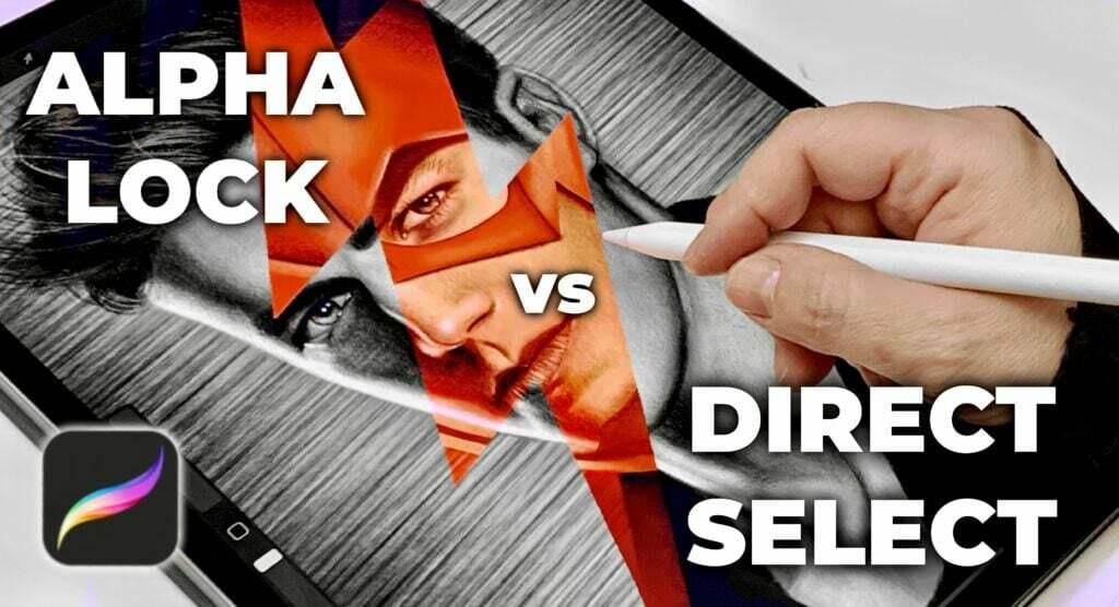Alpha Lock vs Direct Select